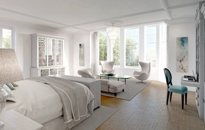 5 Ways to Rock a White Bedroom
