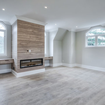 Townhome in the woods - Design Transformation