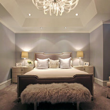 Transitional Bedroom by Design House, Inc
