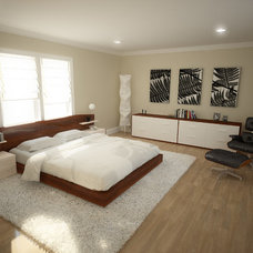 Modern Bedroom by Concept 21 LLC