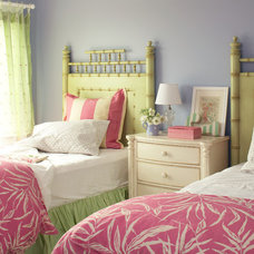 Beach Style Bedroom by Tracey Rapisardi Design