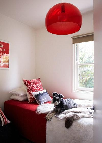 Mid-Century Schlafzimmer by Sharyn Cairns
