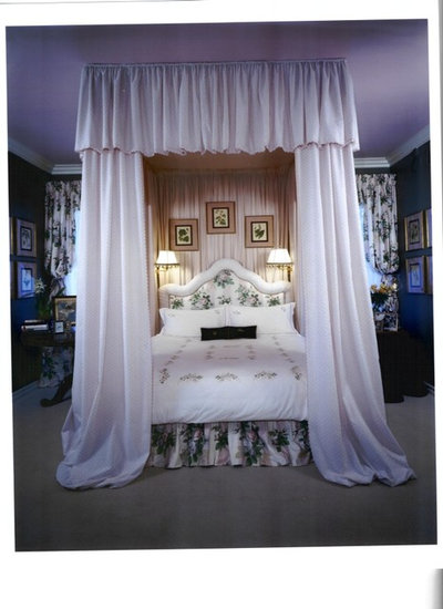 American Traditional Bedroom by Tracy Murdock Allied ASID