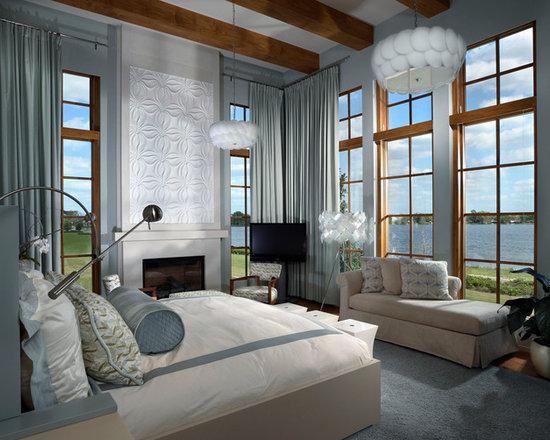 Blue And White Bedroom blue and white bedroom | houzz