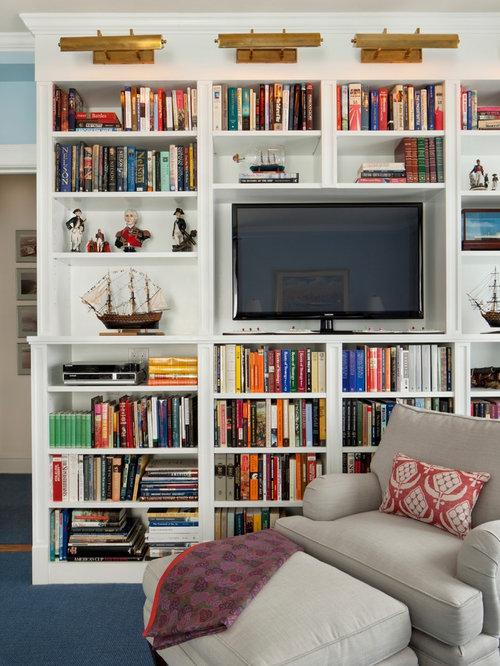 Master Bedroom Bookcase | Houzz