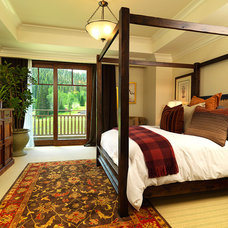 Traditional Bedroom by Alder and Tweed