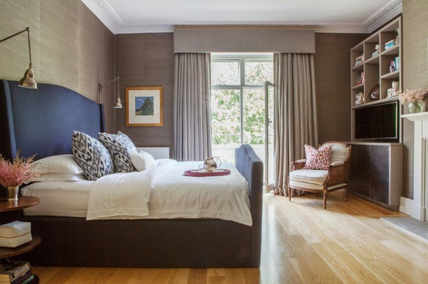 Traditional Bedroom by Amelia Carter Interiors