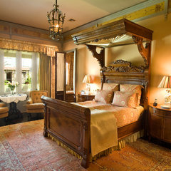 traditional bedroom by Anderson Homes