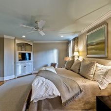 Traditional Bedroom by Andrew Roby General Contractors