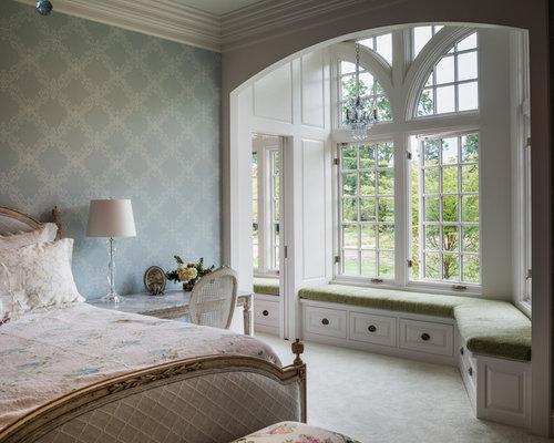 Bedroom Ideas Red Carpet