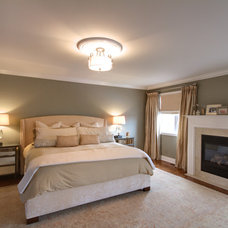 Traditional Bedroom by Avalon Interiors