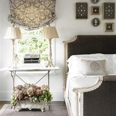 Traditional Bedroom by Bradley E Heppner Architecture, LLC