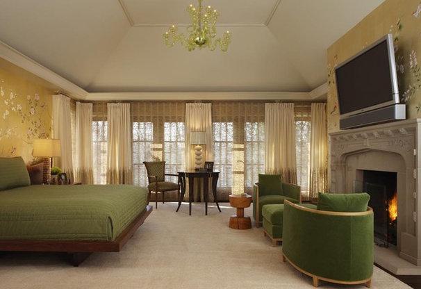 Traditional Bedroom by CBI Design Professionals, Inc.