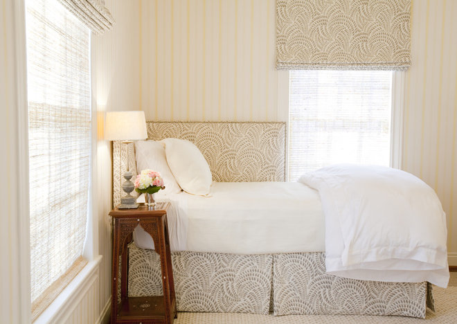 traditional bedroom by Chandos Interiors