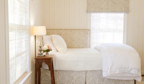 7 Ways to Make a Tiny Bedroom Look Bigger