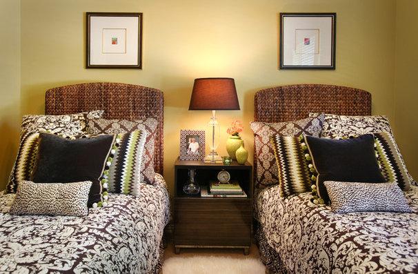 Traditional Bedroom by Cheryl Ketner Interiors
