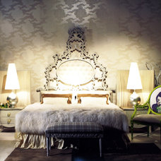 Traditional Bedroom by COLECCION ALEXANDRA