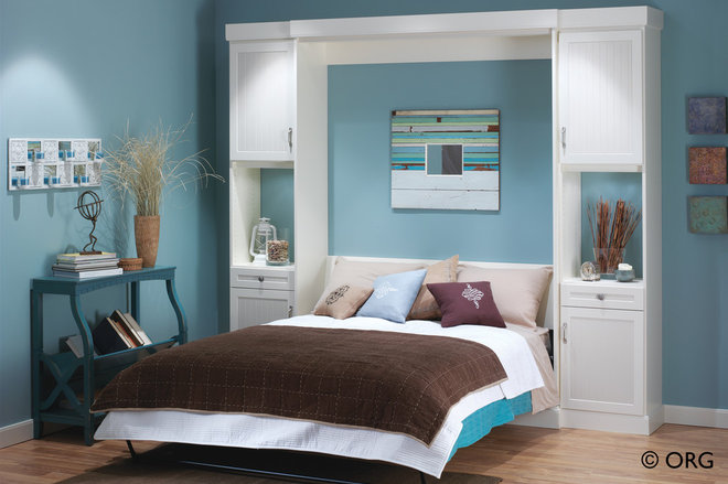 Traditional Bedroom by Colorado Space Solutions