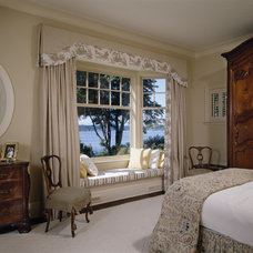Traditional Bedroom by Conard Romano Architects