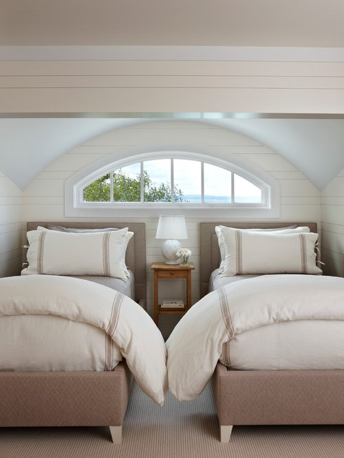 Twin Bed Guest Room | Houzz