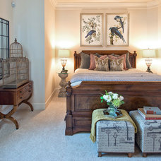 Traditional Bedroom by Count & Castle Designs