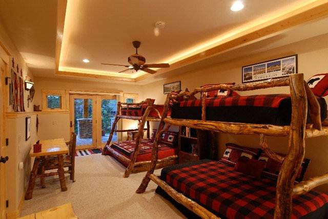 Traditional Bedroom by D&M Designs