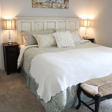 Traditional Bedroom by JD Designs