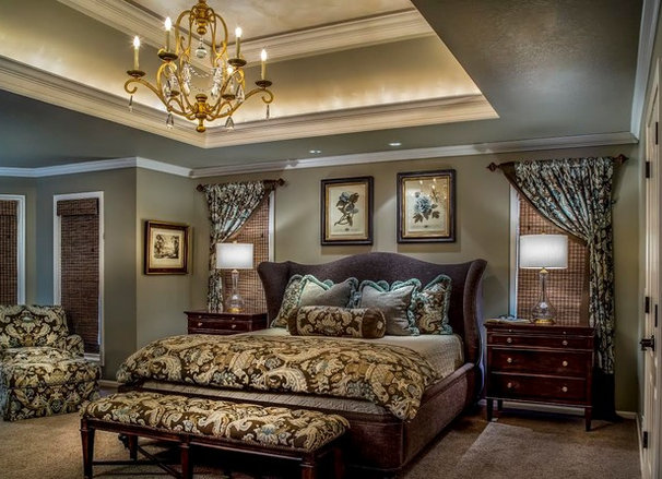 Traditional Bedroom by Design Connection, Inc