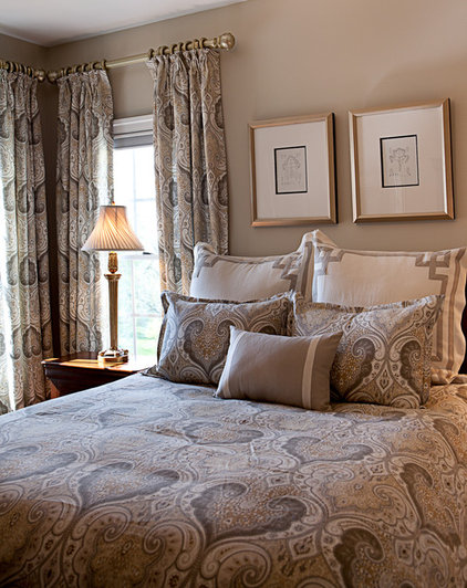 Traditional Bedroom by Details Interiors, LLC