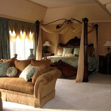 traditional bedroom by Distinctively You Interiors, Inc.