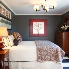 Traditional Bedroom by Emerald Hill Interiors