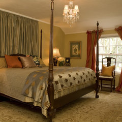 traditional bedroom by Emery & Associates Interior Design