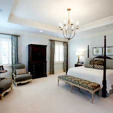 Traditional Bedroom by Furnishing Solutions