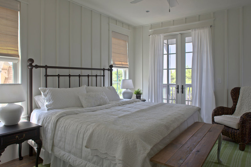 Traditional Bedroom by Geoff Chick & Associates