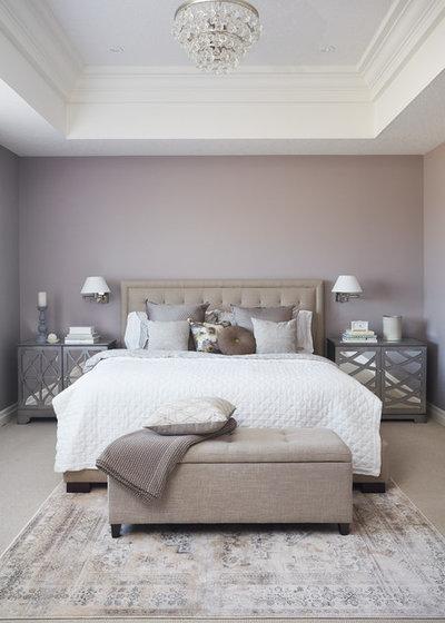 トラディショナル 寝室 Traditional Bedroom