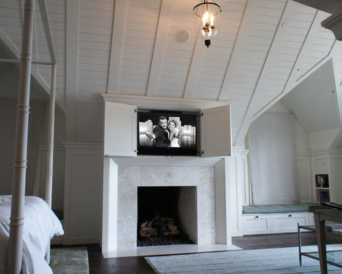 Hidden Tv Cabinet | Houzz