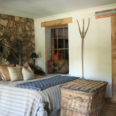 Rustic Bedroom Traditional Bedroom