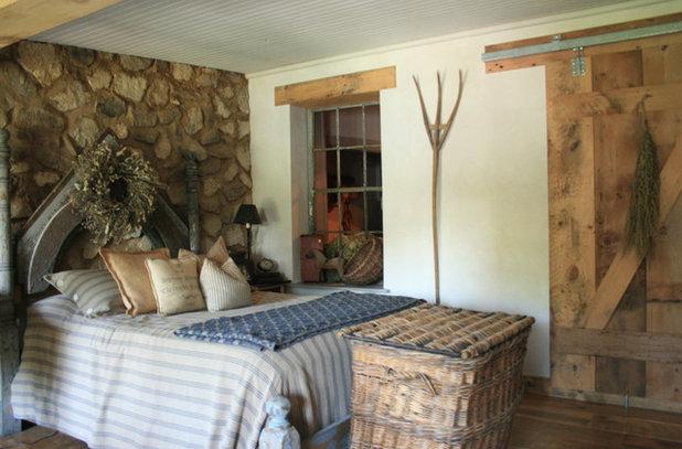 Rustic Bedroom Traditional Bedroom