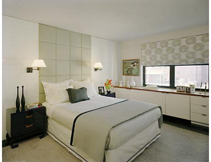 Traditional Bedroom by CWB Architects