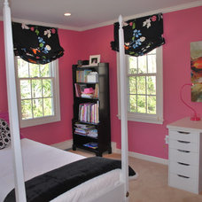 Traditional Bedroom Kids Bedrooms