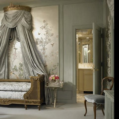 traditional bedroom by Gibbons, Fortman & Associates, Ltd.