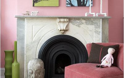 Pretty Pink Color Schemes, Subtle to Sensational
