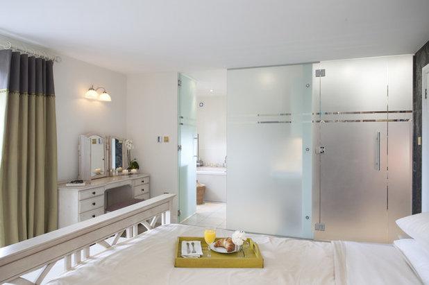 Famoso 10 Soluzioni per Separare Bagno e Camera da Letto Senza Muri ST34