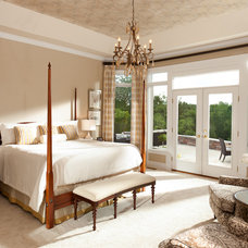 Traditional Bedroom by Lauren Nicole Designs