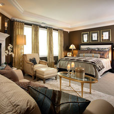 Traditional Bedroom by J. Hettinger Interiors