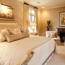 Traditional Bedroom by Jason Arnold Interiors