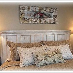 Example of a classic bedroom design in Nashville