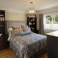 bedroom by Lana Lounsbury Interiors