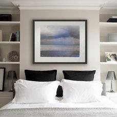 Traditional Bedroom by Laura Hammett Ltd
