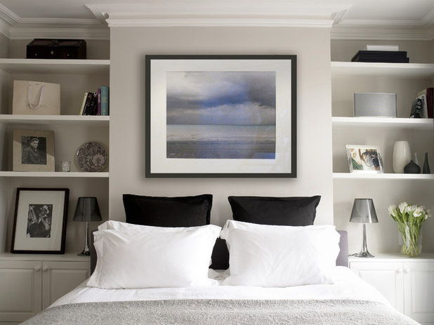 Traditional Bedroom by Laura Hammett Ltd